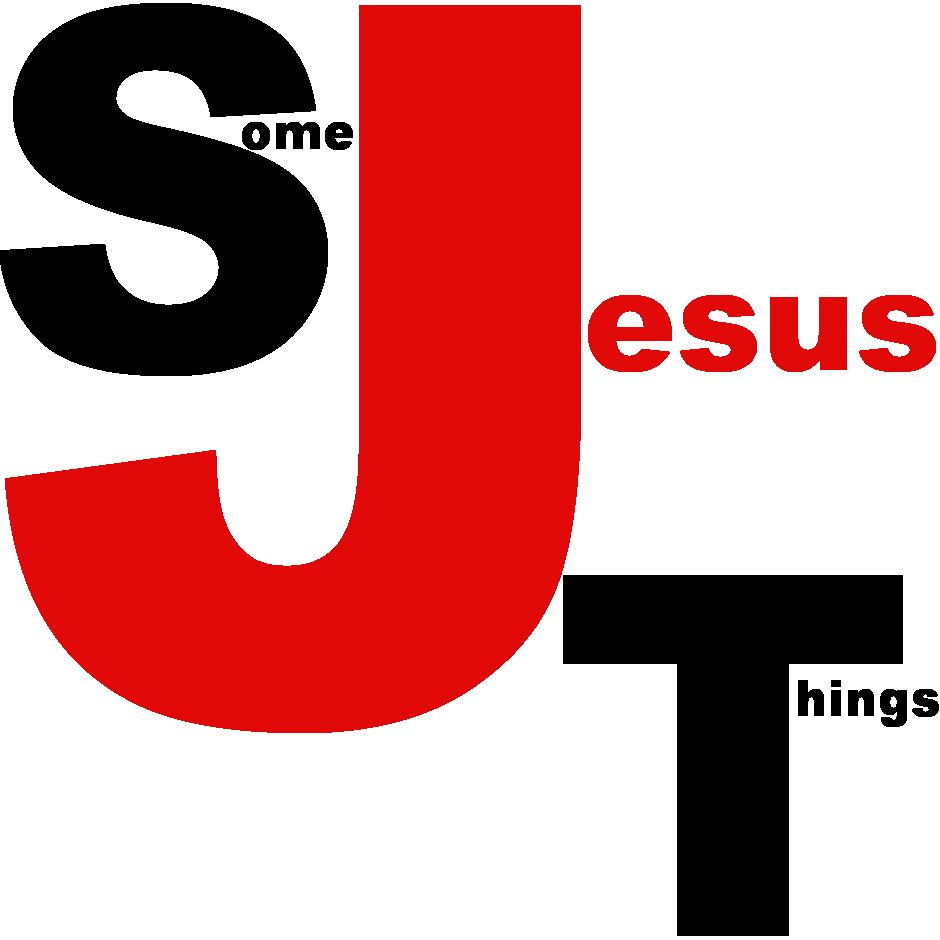 Some Jesus Things Logo