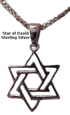 Entwined Star of David