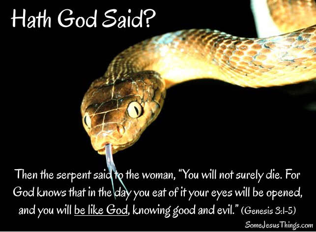 Hath God Said?