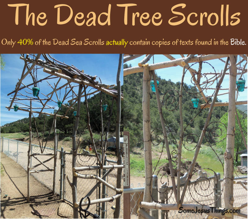 The Dead Tree Scrolls