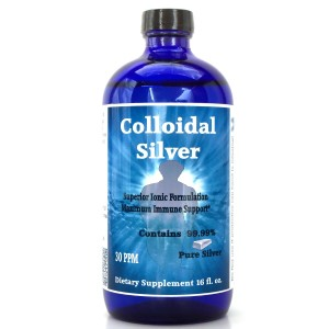 16 ounce Colloidal Silver