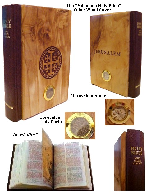 4b-se Bible with Stone and Earth
