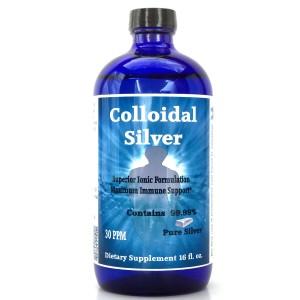 16 ounce Colloidal Silver